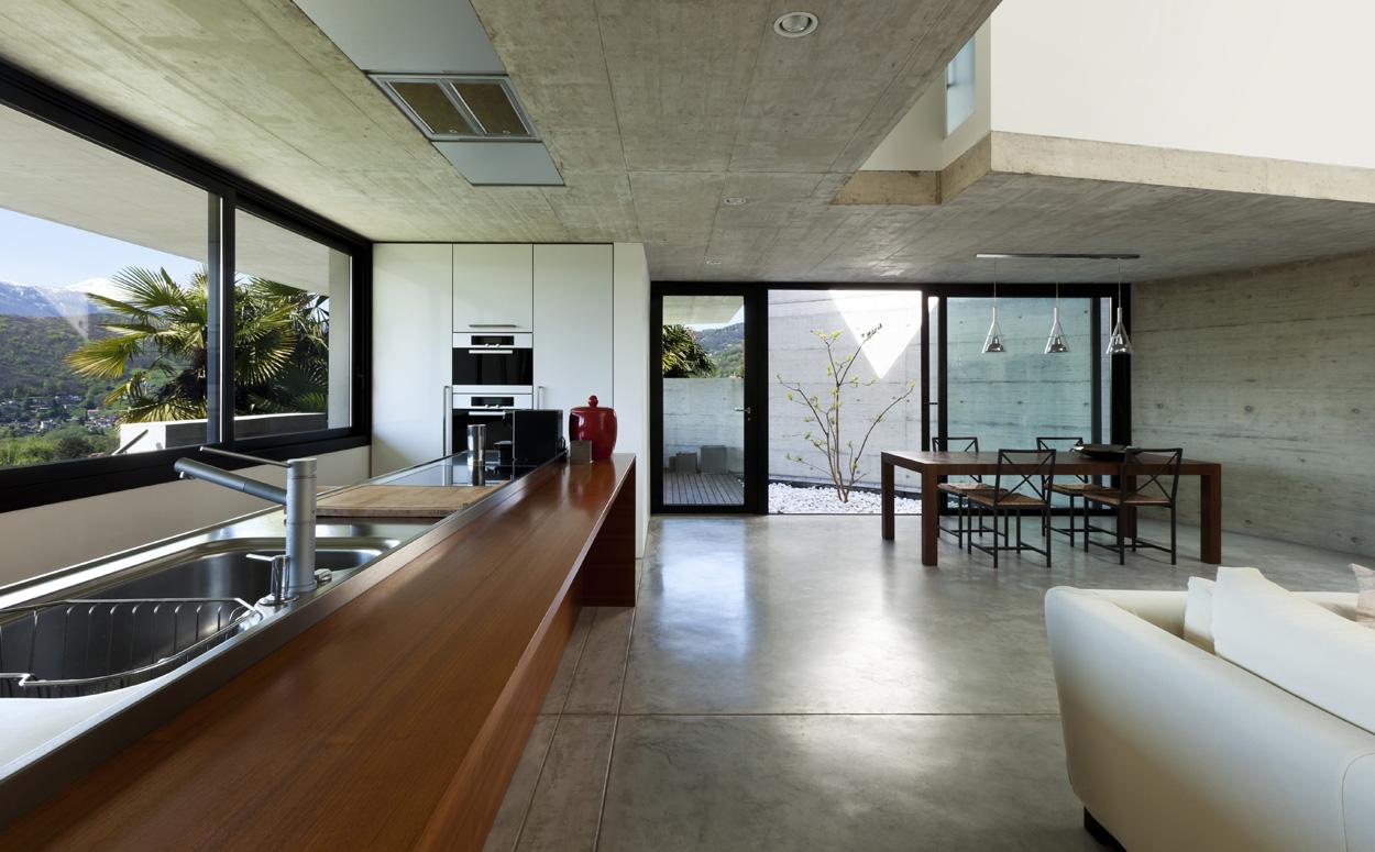 Prijs betonvloer: wat kost een vloer uit beton ?